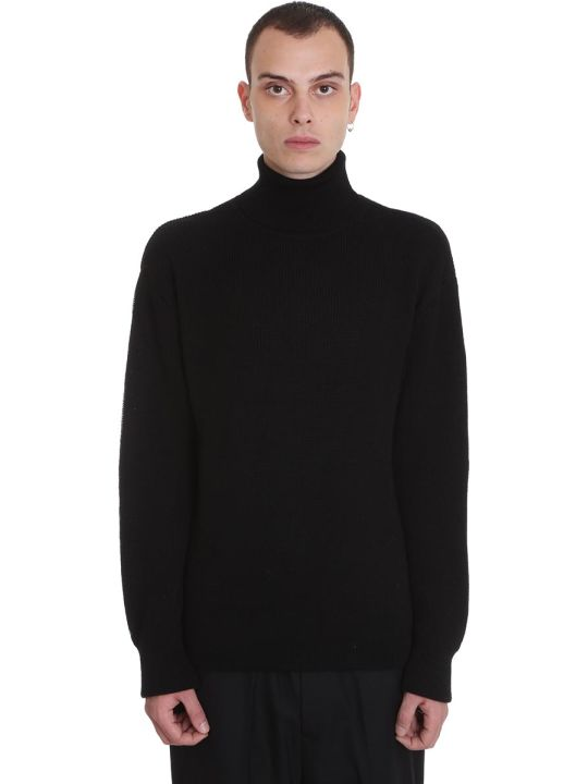 Our Legacy Knitwear In Black Wool