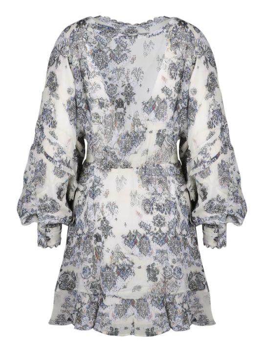 IRO Mini Printed Dress