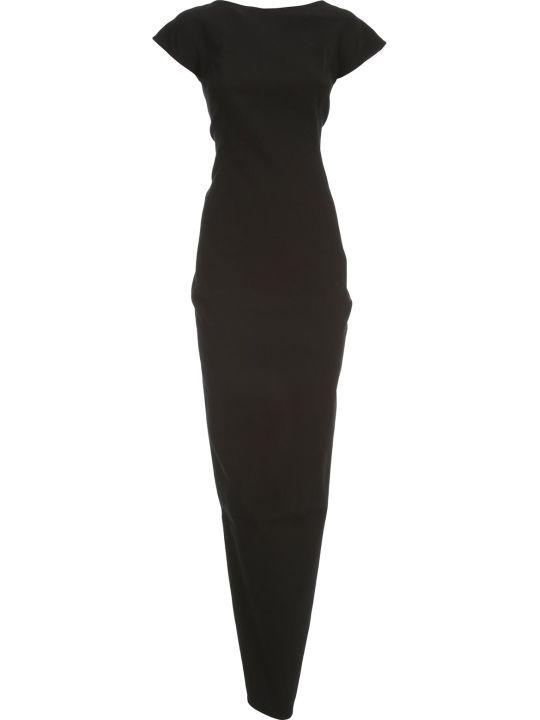 Rick Owens Easy Sarah Gown Dress Long