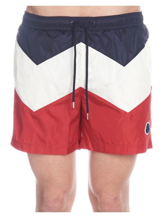 Moncler 'bandiera' Beachwear