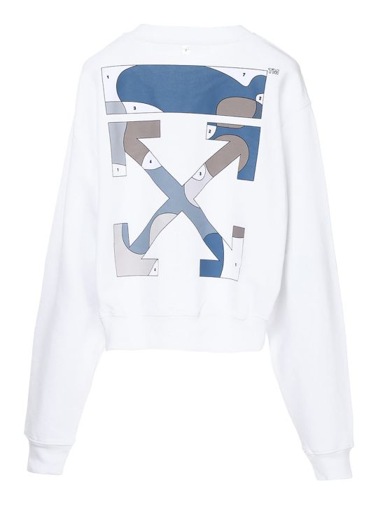 Off-White 'arrow' Sweatshirt