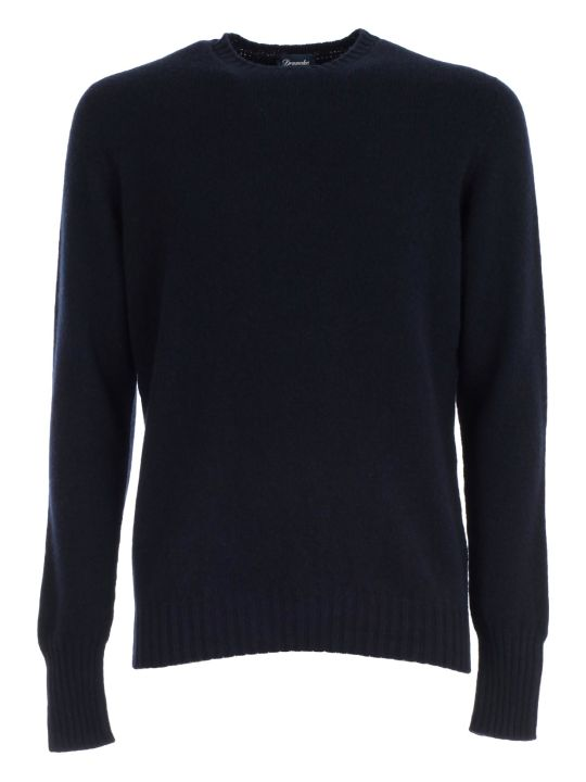 Drumohr Sweater Crew Neck Geelong