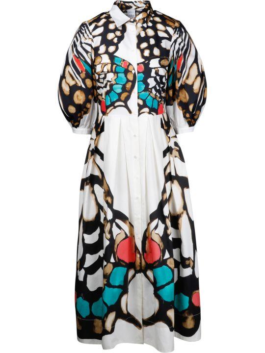 Sara Roka Long Dress Printed