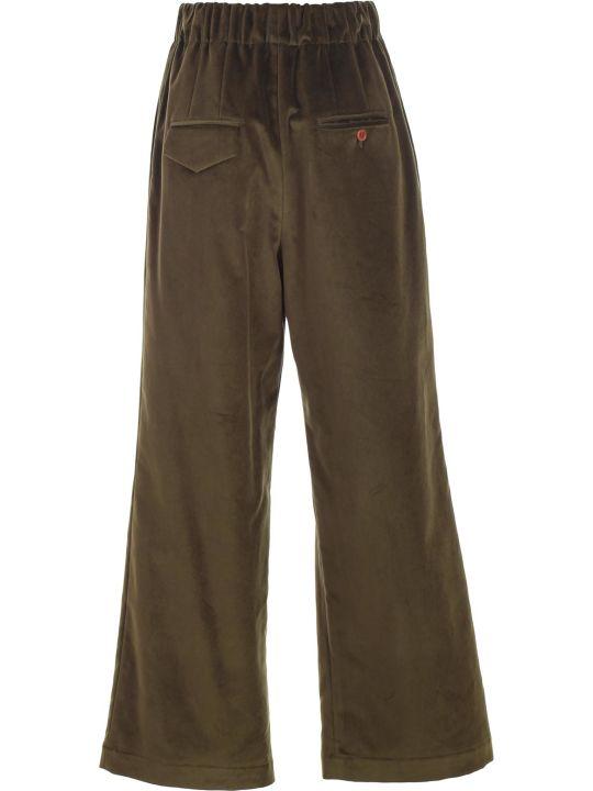 Jejia Pants W/curl On Waist
