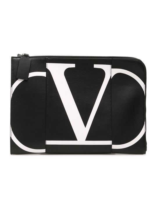 Valentino Garavani Vlogo Document Holder