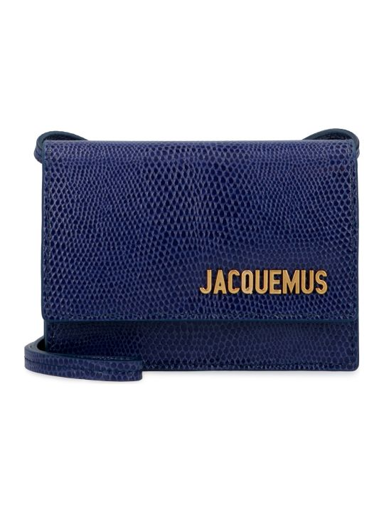 Jacquemus Le Bello Mini Leather Crossbody Bag