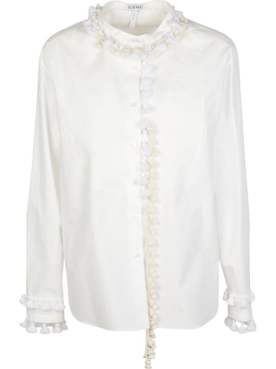 Loewe Mao Collar Shirt