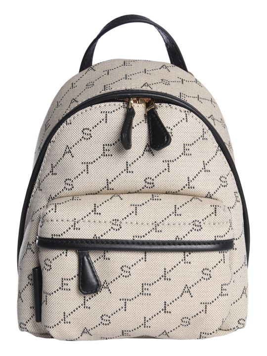 Stella McCartney Small Monogram Backpack
