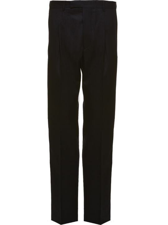 Officine Générale Officine Generale Straight Fit Trousers