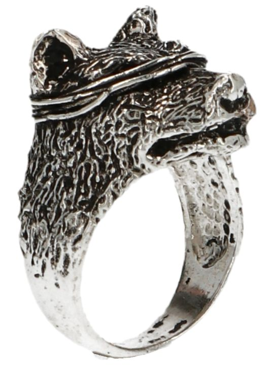 GIACOMOBURRONI 'indomitus' Ring