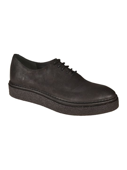Del Carlo Mid-length Platform Laced-up Shoes
