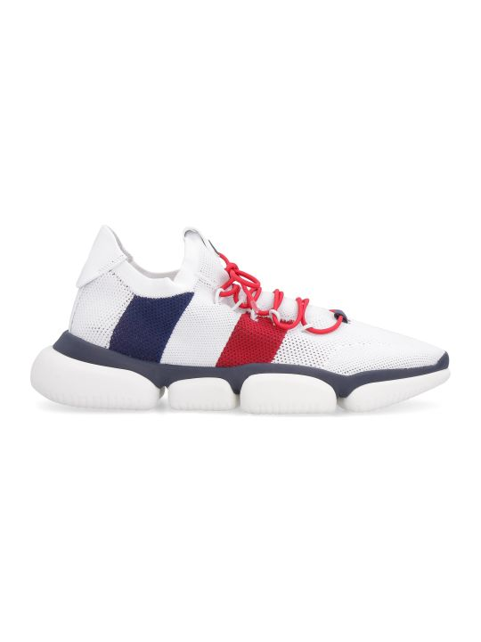 Moncler Bubble Mesh Sneakers