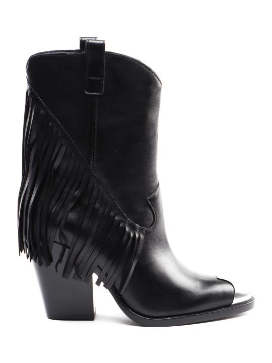 Ash Texan Boot