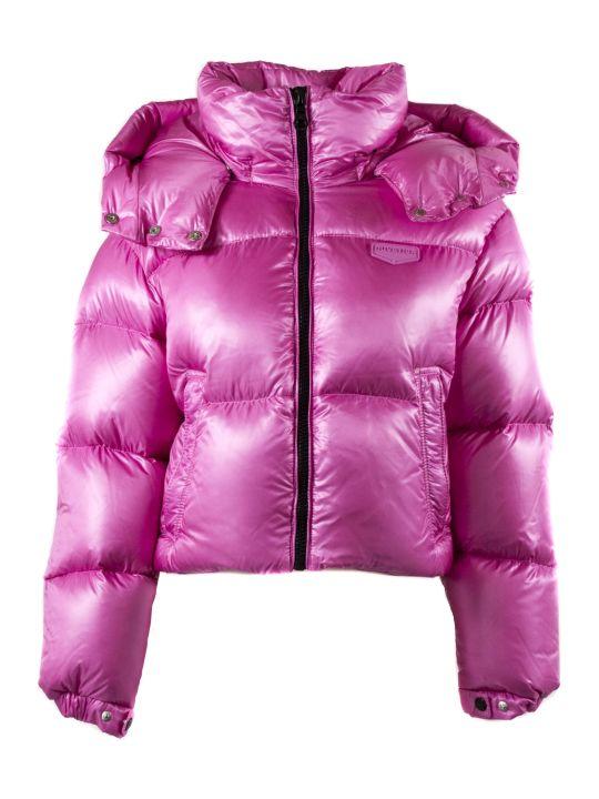 Duvetica Diadema Pink Nylon Down Jacket