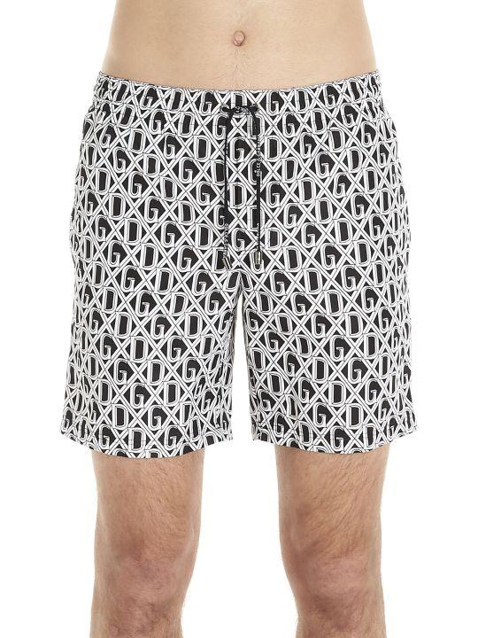 Dolce & Gabbana 'dg Mania' Swimshort
