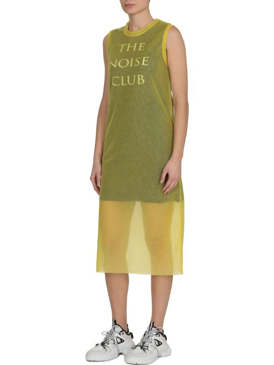 McQ Alexander McQueen Double Layer Dress