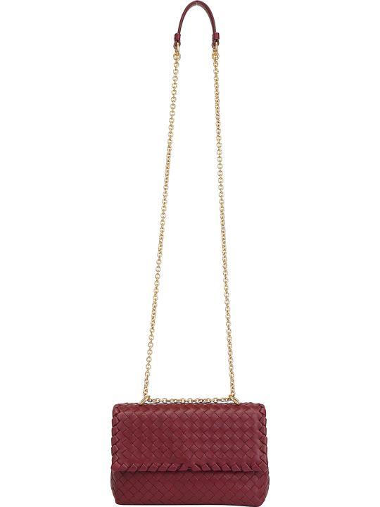 Bottega Veneta Olimpia Small Shoulder Bag