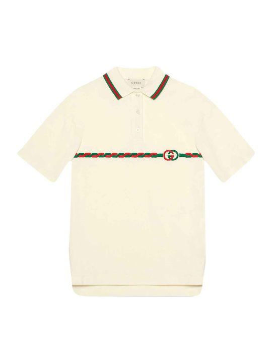 Gucci Ivory Dress