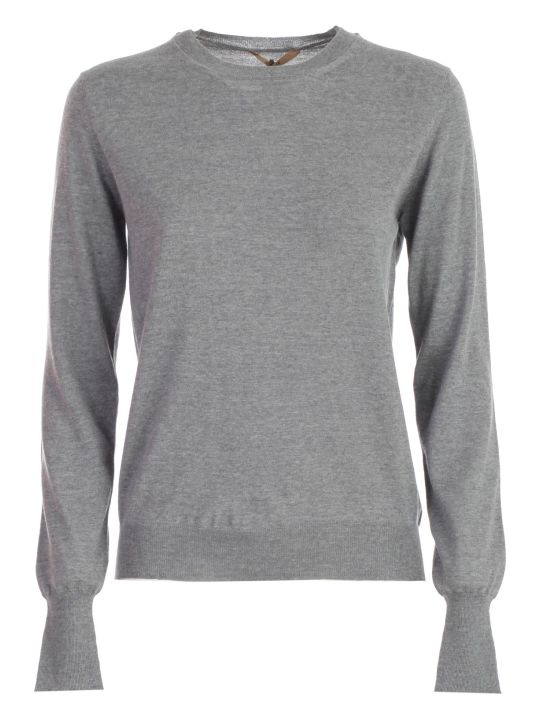 Nuur Sweater L/s Crew Neck Wool