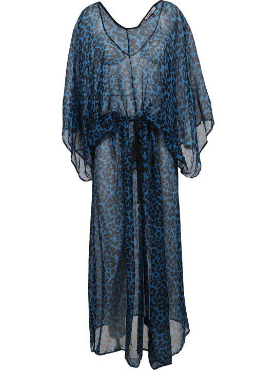 Fisico - Cristina Ferrari Fisico Leopard Print Dress