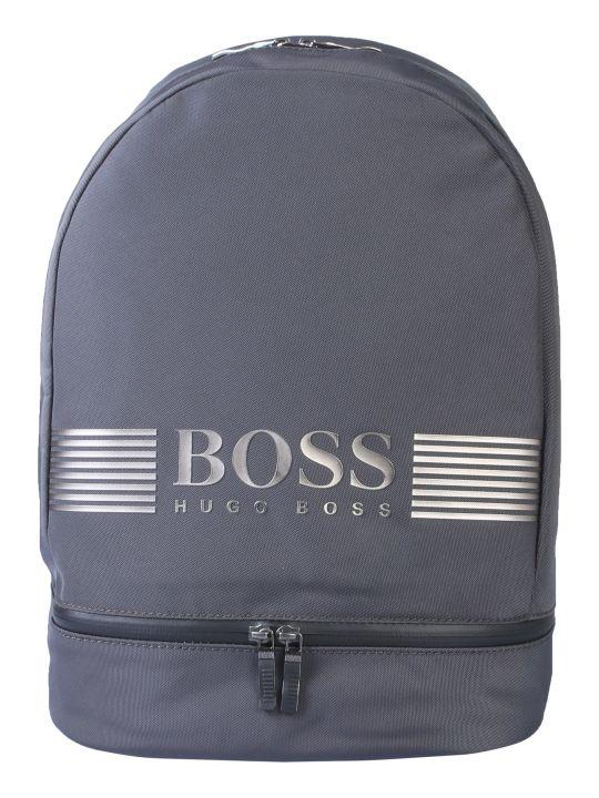 Hugo Boss Backpack With Logo