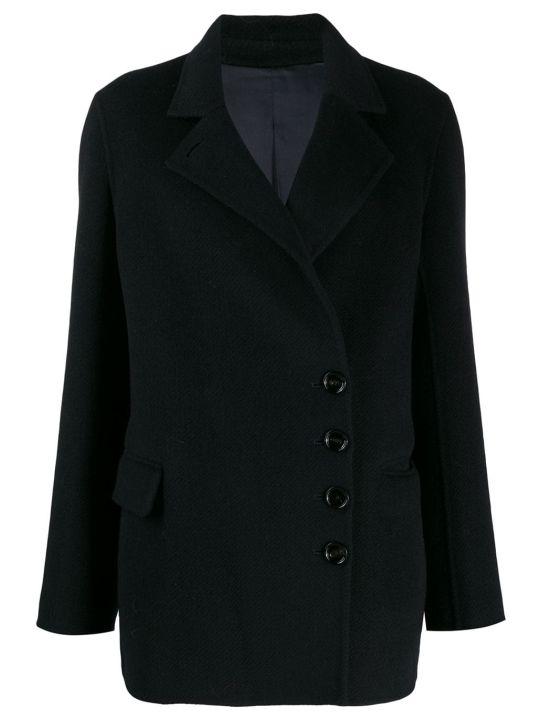 Joseph Lyne Diagonal Button Coat
