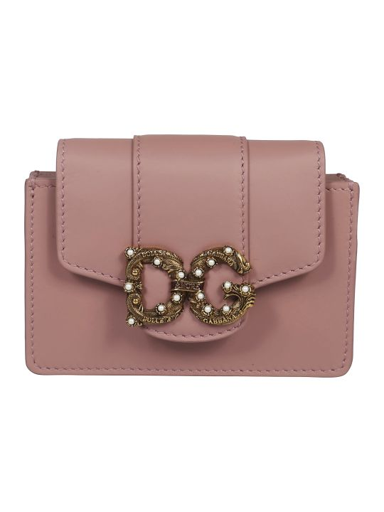 Dolce & Gabbana Logo French Wallet