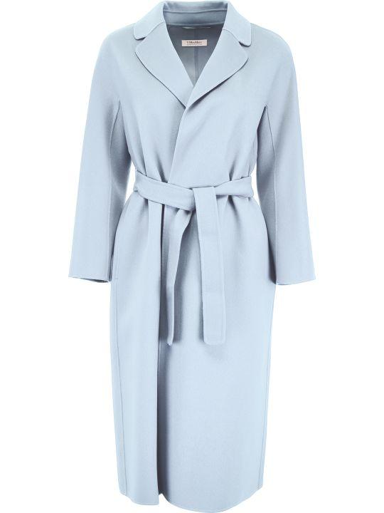 Max Mara Studio Belted Wool Coat