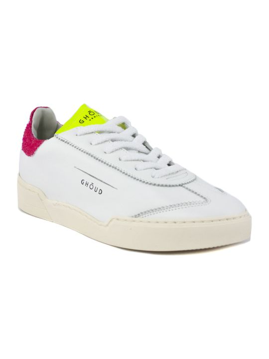 GHOUD White Leather Sneaker