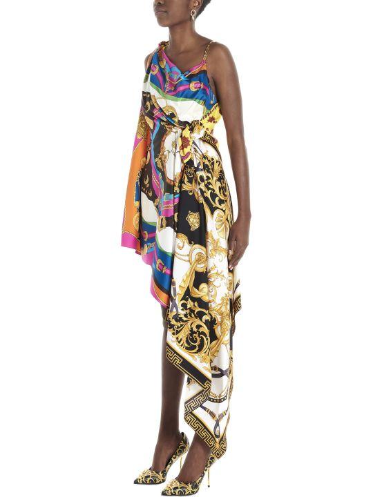 Versace 'foulard' Dress