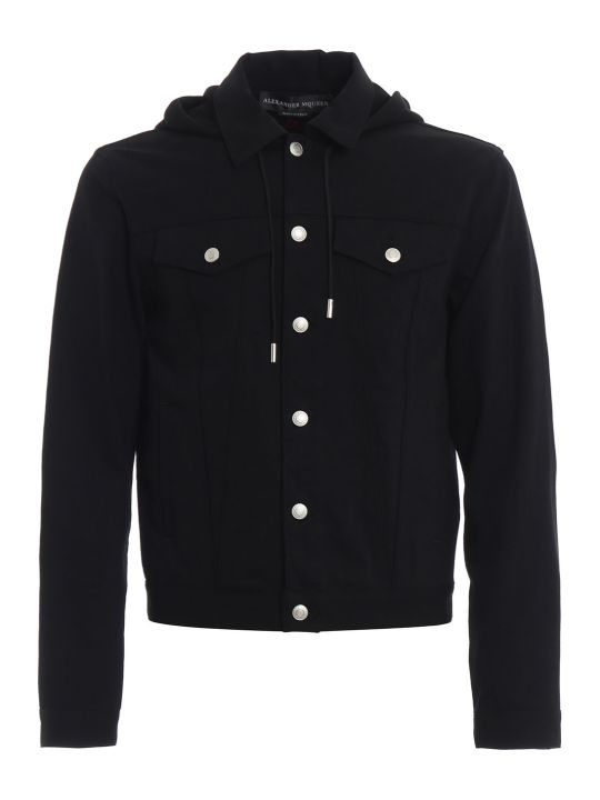 Alexander McQueen Hooded Jacket