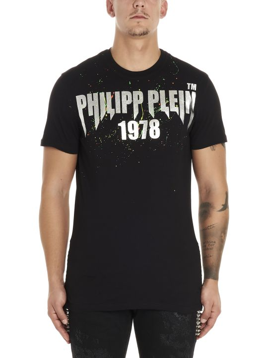 Philipp Plein 'philipp Plein 1978' T-shirt