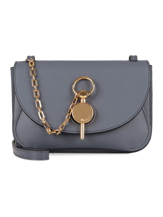 J.W. Anderson Keyts Leather Crossbody Bag