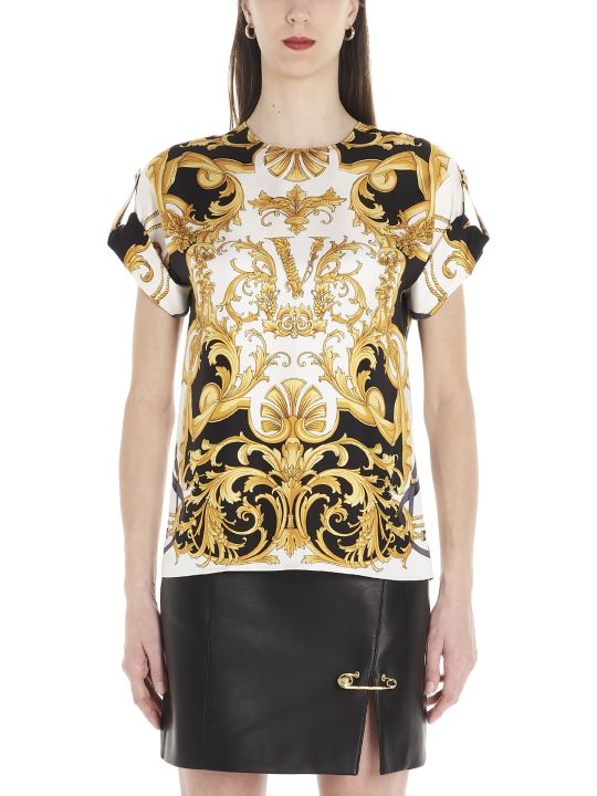 Versace 'barocco' Top