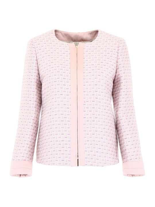 Giorgio Armani Blazer With Boxy Fit