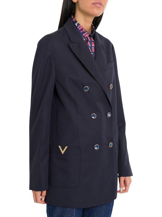 Valentino Oversized Peacoat