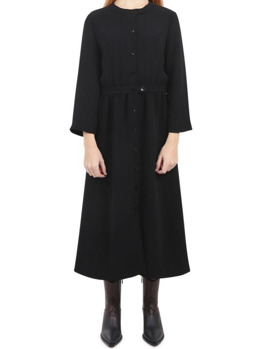 A.P.C. Black Lux Dress
