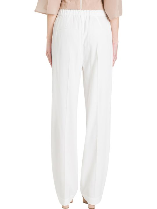 Brunello Cucinelli Wide Trousers With Pinces