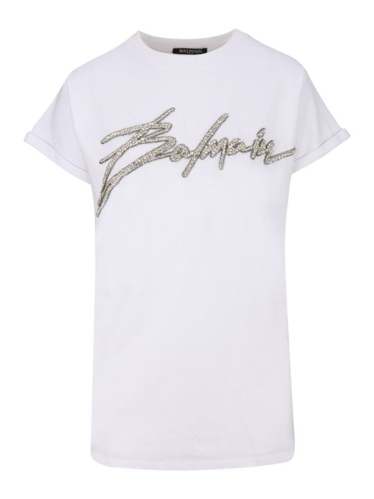 Balmain Paris T-shirt