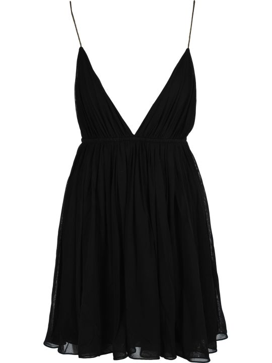Saint Laurent Dress Spallina Chain