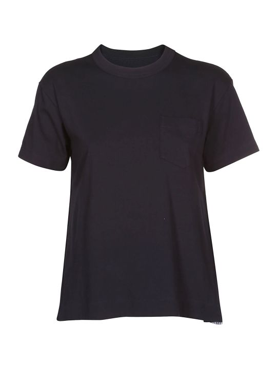 Sacai Side Pocket T-shirt
