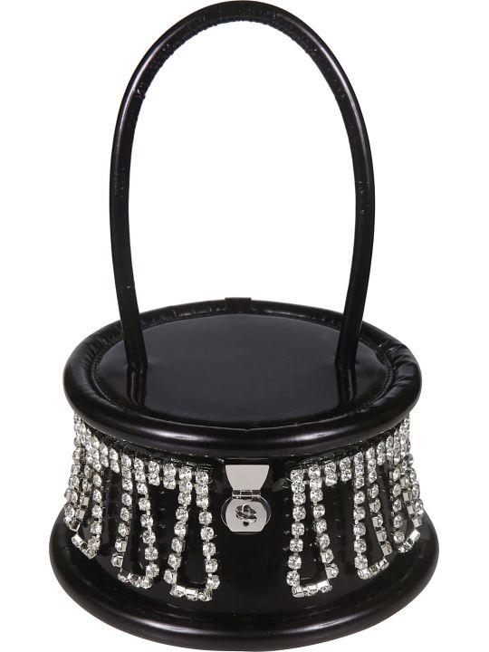 AREA Embellished Bucket Bag