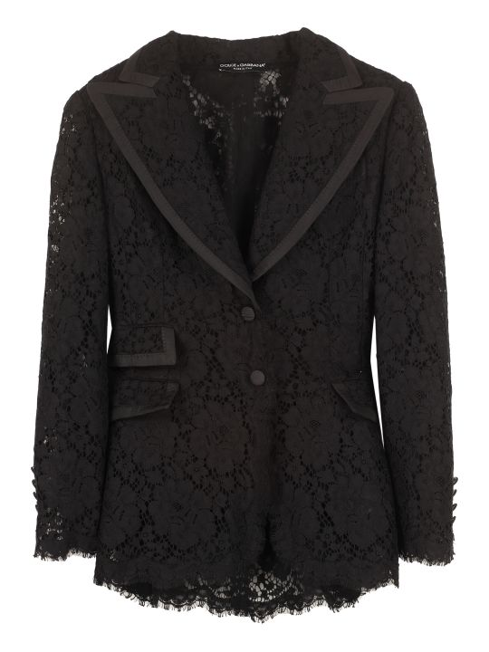 Dolce & Gabbana Single-breasted Two-button Blazer