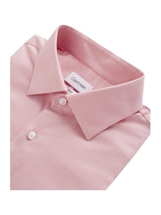 Calvin Klein Calvin Klein Logo Cotton Shirt