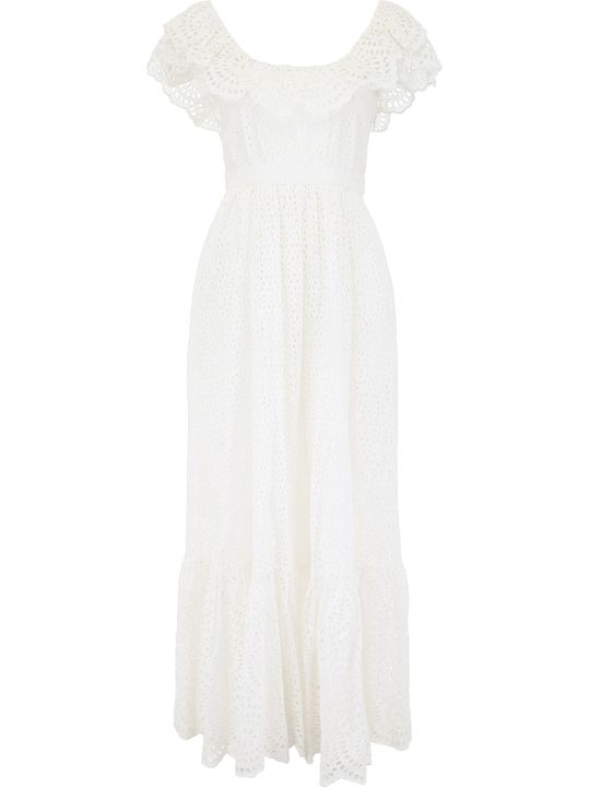 Ulla Johnson Sangallo Lace Desiree Dress