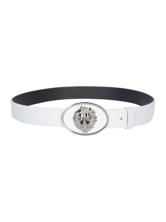 Versus Versace Lion Head Logo Belt
