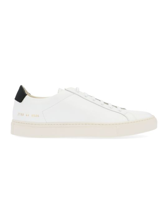 Common Projects 'retro Low' Shoes