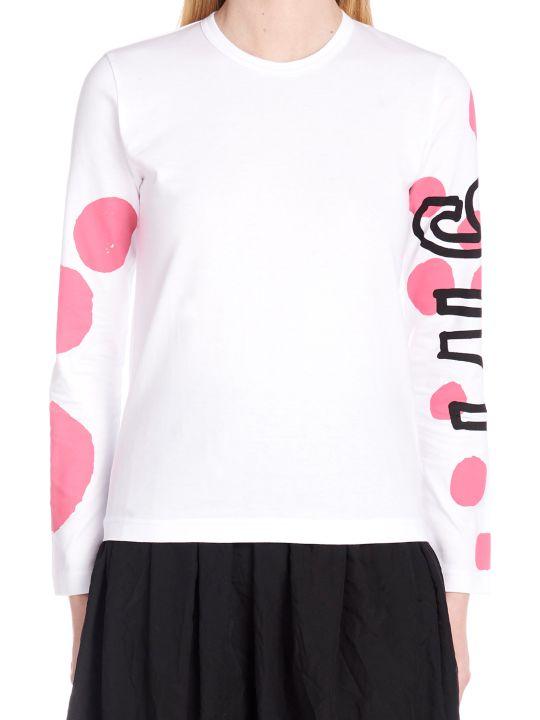 Comme Des Garçons Girl 'girl' T-shirt