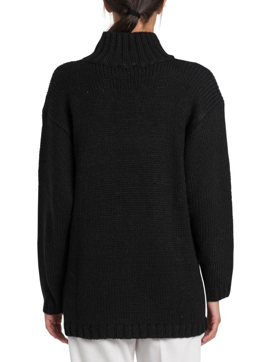 SEMICOUTURE Aline Embroidered Jumper