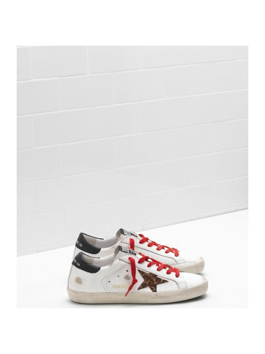 Golden Goose Sneaker Superstar Animalier